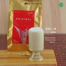 WHITECOFFEE Original sugar 1200 gr – white coffee bubuk minuman premium