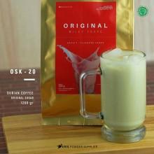 DURIANCOFFEE Original sugar 1200 gr – durian coffee bubuk minuman premium
