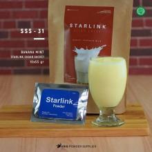 MIX 07 Starlink sugar 10x55 gr – bubuk minuman premium