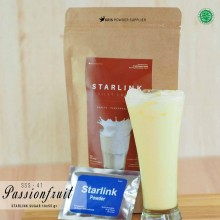 MIX 09 Starlink sugar 10x55 gr – bubuk minuman premium