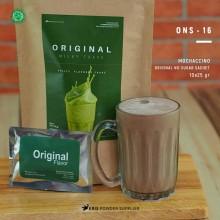 MIX 04 Original no sugar 10x25 gr – bubuk minuman premium