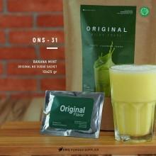 MIX 07 Original no sugar 10x25 gr – bubuk minuman premium