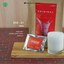 MIX 5 Original sugar 10x55 gr – bubuk minuman premium
