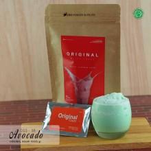 MIX 8 Original sugar 10x55 gr – bubuk minuman premium