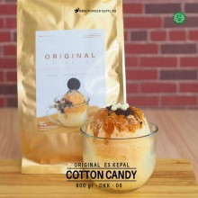 COTTONCANDY ES KEPAL Original 800 gr – cotton candy bubuk es kepal
