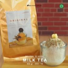 MILKTEA ES KEPAL Original 800 gr – milk tea bubuk es kepal