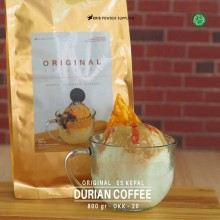 DURIANCOFFEE ES KEPAL Original 800 gr – durian coffee bubuk es kepal