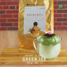 GREENICE ES KEPAL Original 800 gr – green ice bubuk es kepal