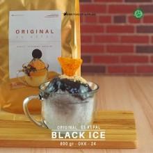 BLACKICE ES KEPAL Original 800 gr – black ice bubuk es kepal