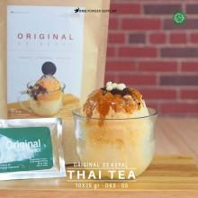 THAITEA ES KEPAL Original 10X25 GR – thai tea bubuk es kepal