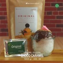 CHOCOCARAMEL ES KEPAL Original 10X25 GR – choco caramel bubuk es kepal