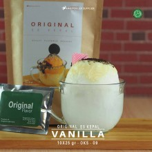 VANILLA ES KEPAL Original 10X25 GR – vanila bubuk es kepal