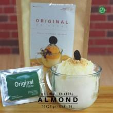 ALMOND ES KEPAL Original 10X25 GR – almon bubuk es kepal