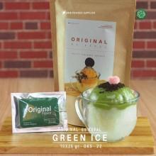 GREENICE ES KEPAL Original 10X25 GR – green ice bubuk es kepal