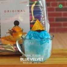 BLUEVELVET ES KEPAL Original 50x25 gr – blue velvet bubuk es kepal