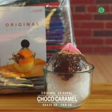 CHOCOCARAMEL ES KEPAL Original 50x25 gr – choco caramel bubuk es kepal