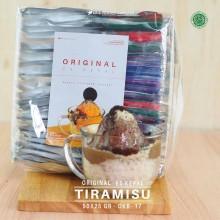 TIRAMISU ES KEPAL Original 50x25 gr – tiramisu bubuk es kepal