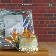 DURIANCOFFEE ES KEPAL Original 50x25 gr – durian coffee bubuk es kepal