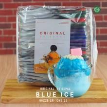 BLUEICE ES KEPAL Original 50x25 gr – blue ice bubuk es kepal