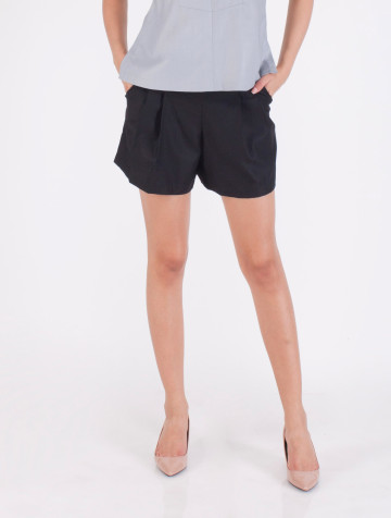 Black Alice Shorts