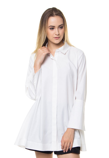 White Bonita Shirt