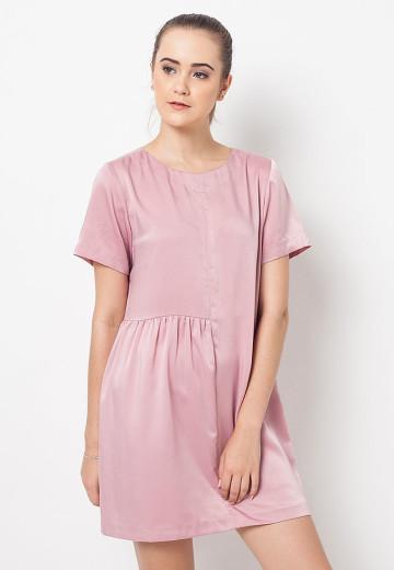 Pink Stella Dress