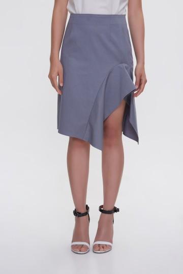 Grey Ava Skirt