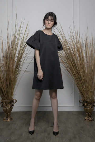 Black Alita Dress