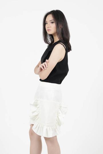 White Lily Skirt