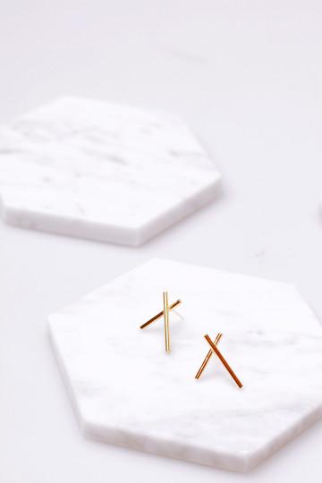 X Earrings