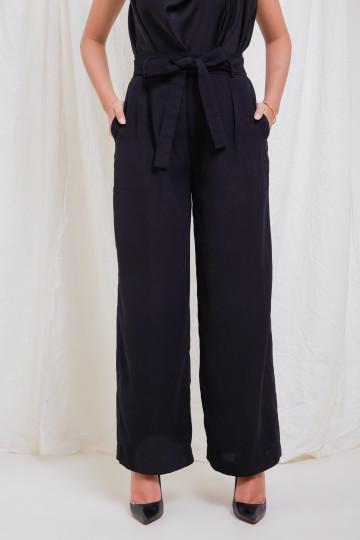 Black Tie Pants