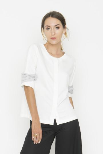 Sleeve Cinq Shirt