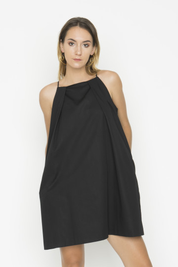 Constance Dress with Side Pocket