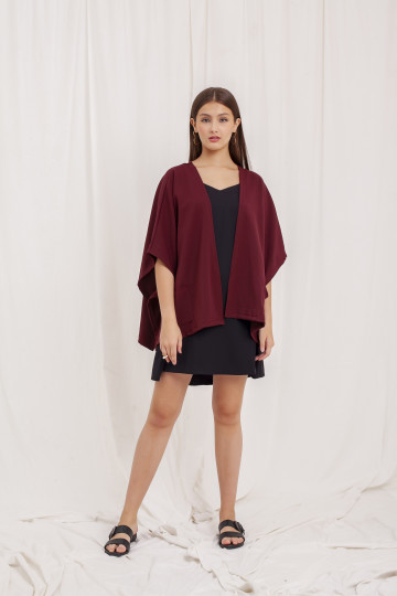 SURRY OUTER MAROON