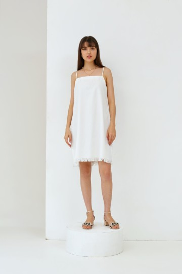 JIRO DRESS WHITE