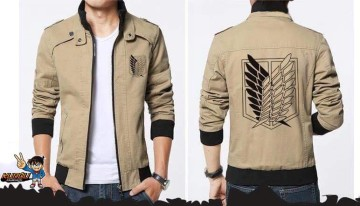 Jaket Cardigan SNK Ultimate