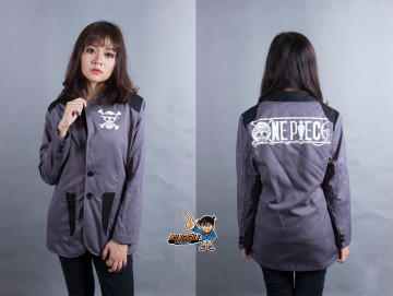 Blazer One Piece Grey Ultimate