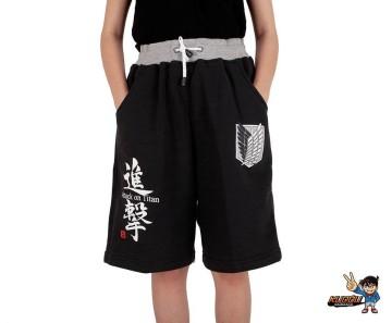 Jogger SNK Gray Short