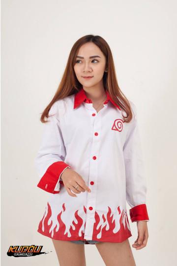 Kemeja Yondaime Api image