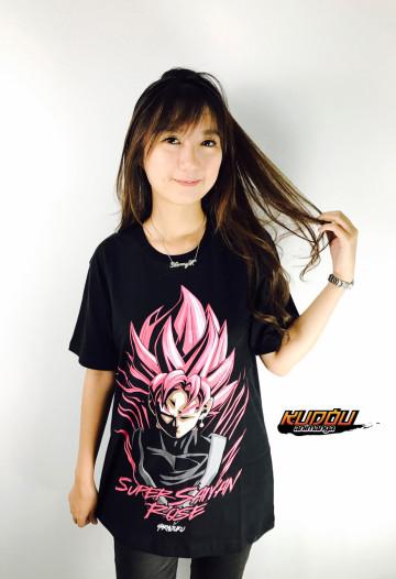 Kaos Super Saiyan Rose image