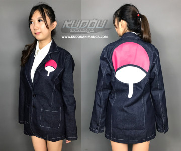 Blazer Uchiha Denim