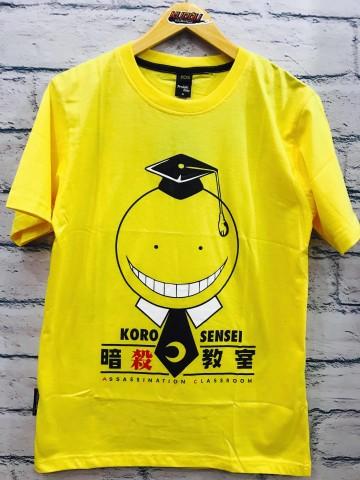 Kaos Koro Sensei Yellow image