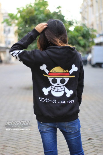 Jaket One Piece Stripe Japan image
