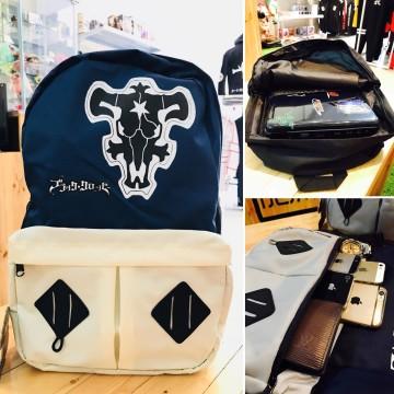 Bagpack Black Bull Navy image