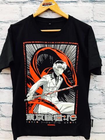 Kaos Haise Sasaki Black image