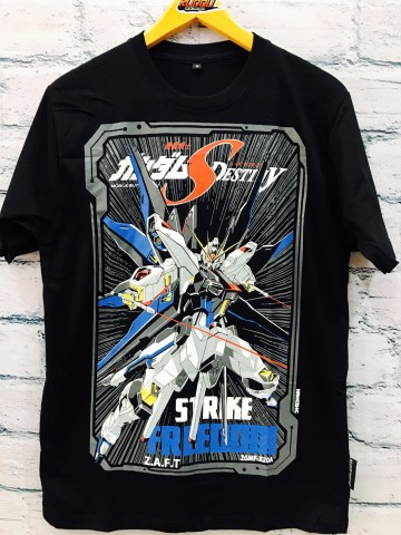 Kaos Gundam Strike Freedom