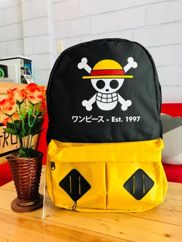 Bagpack One Piece Gold image