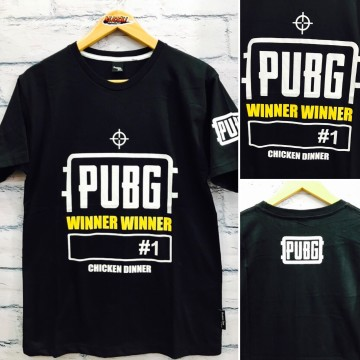 Kaos PUBG Winner winner image