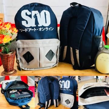 Bagpack SAO Navy image