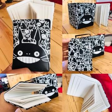 Dompet Totoro Fullprint